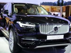 72 A Volvo Xc90 2020 Interior Redesign and Concept