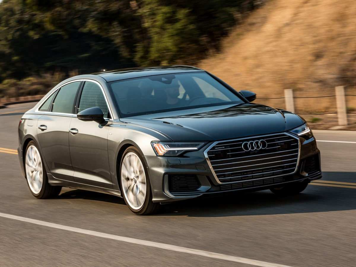 72 All New 2019 Audi Redesign And Review