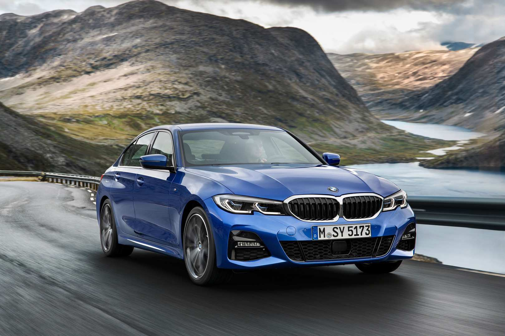 72 All New 2019 Bmw 3 Series G20 Concept