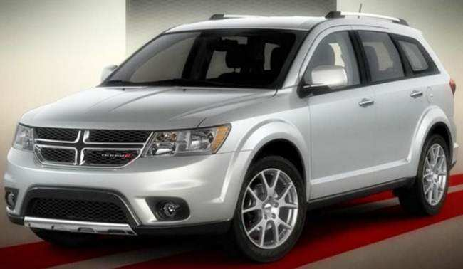 72 All New 2019 Dodge Journey Redesign Release