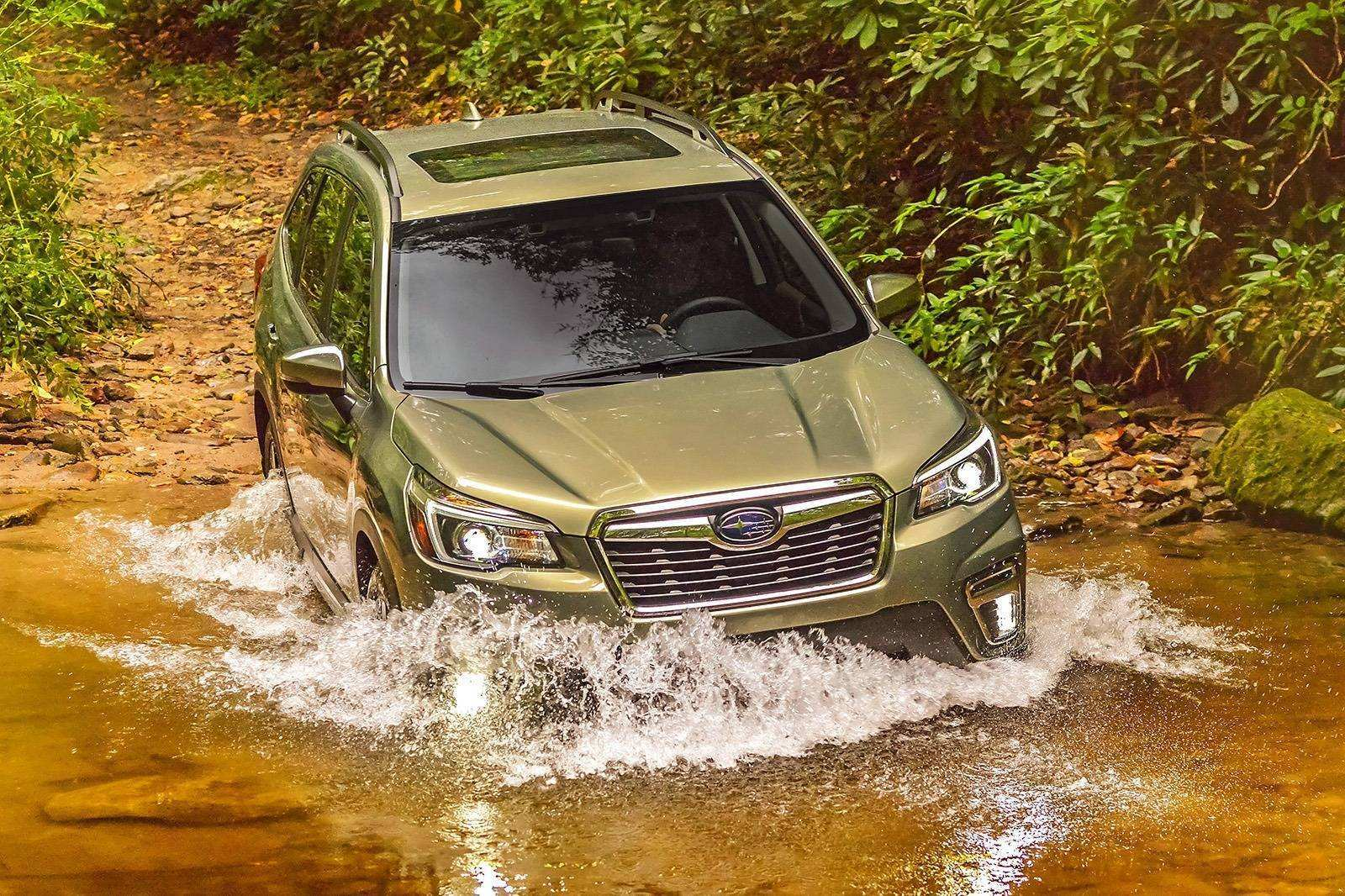 72 All New 2019 Subaru Forester Mpg Performance