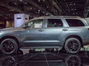 72 All New 2019 Toyota Sequoia Spy Photos Configurations
