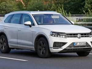 72 All New 2019 Volkswagen Touareg Price
