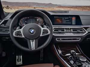 72 All New 2020 Bmw X5 Interior New Review