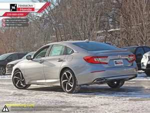 72 All New 2020 Honda Accord Sedan Review