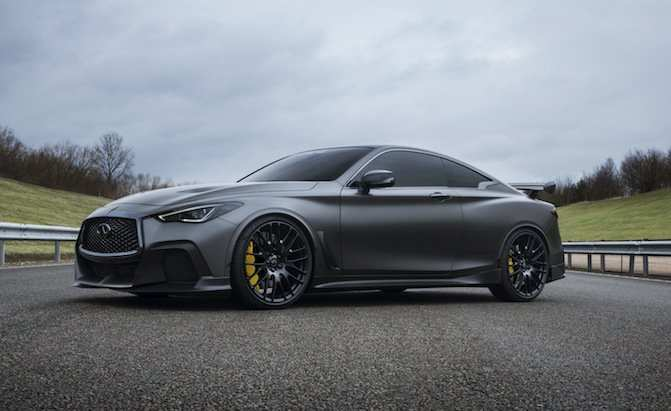 72 All New 2020 Infiniti Q60 Black S New Review