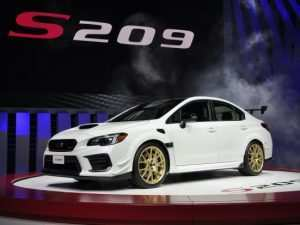 72 All New 2020 Subaru Wrx Sti Review First Drive
