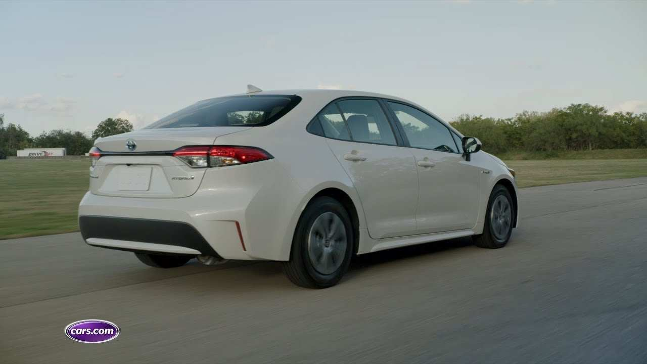 72 All New 2020 Toyota Avensis New Review