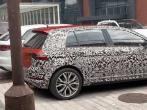72 All New 2020 Vw Golf Mk8 Performance and New Engine