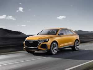 72 All New Audi Zukunft 2020 Model