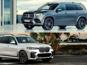 72 All New BMW X7 Vs Mercedes Gls 2020 Specs and Review