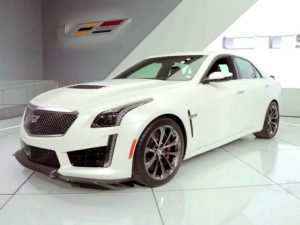 72 All New Cadillac Ats V 2020 Wallpaper