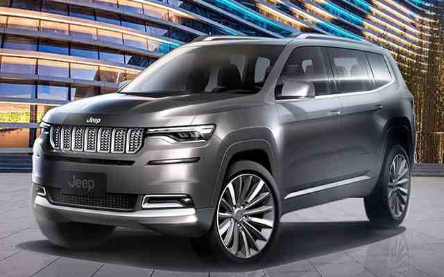 72 All New Jeep Nuova Grand Cherokee 2020 Redesign And Review