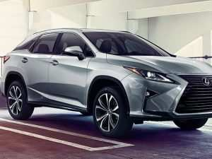 Lexus Rx 350 Changes For 2020