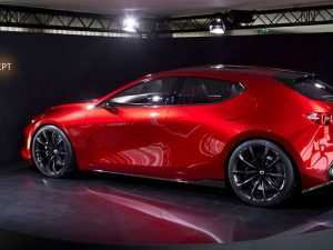 72 All New Mazda Elbil 2020 Model