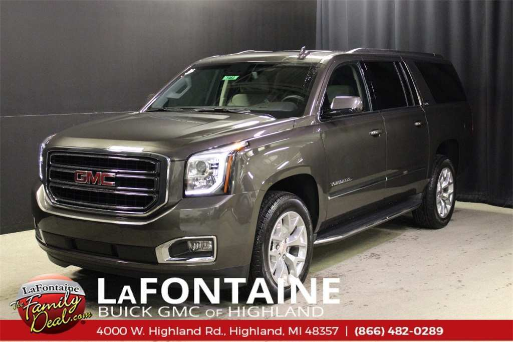 72 All New New 2019 Gmc Yukon Review And Release Date