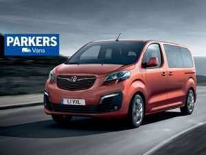 72 All New Opel Vivaro 2020 Concept
