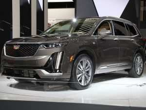 72 All New Pictures Of 2020 Cadillac Xt6 Concept