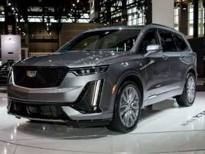 Pictures Of 2020 Cadillac Xt6