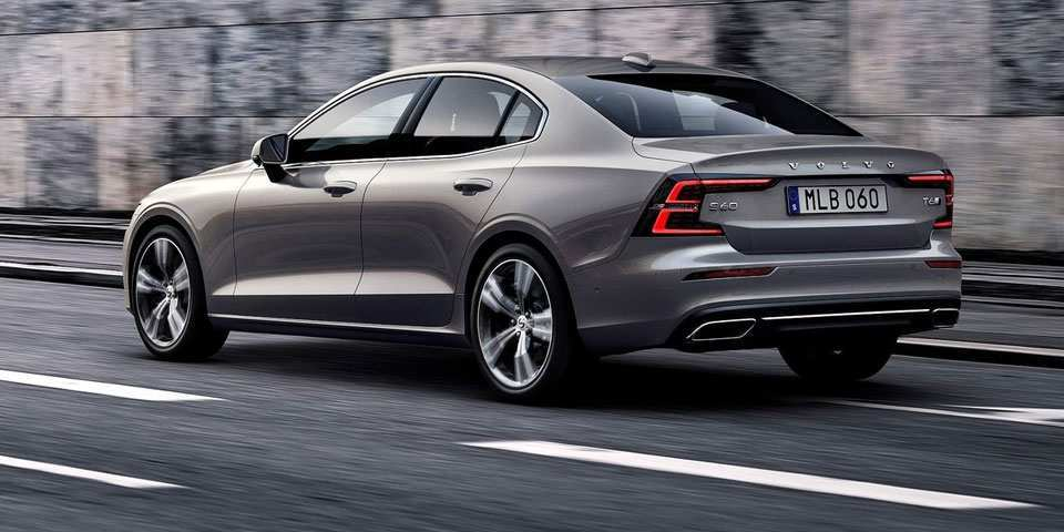72 All New S60 Volvo 2019 First Drive