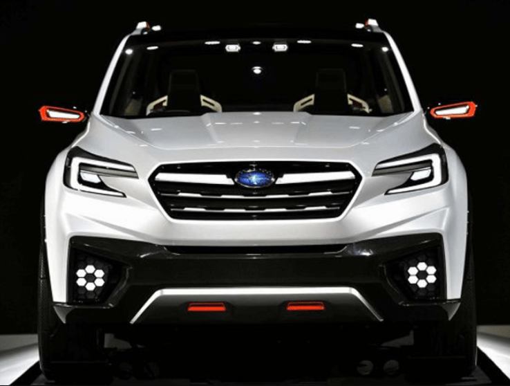 72 All New Subaru Ev 2020 Images