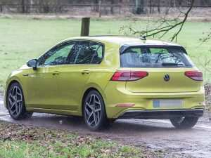 72 All New Volkswagen Golf Hybrid 2020 Research New