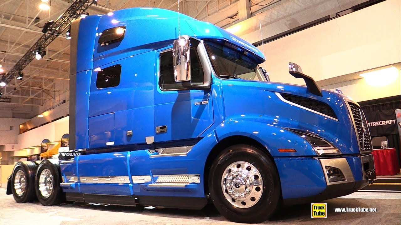 72 All New Volvo 2019 Truck New Concept