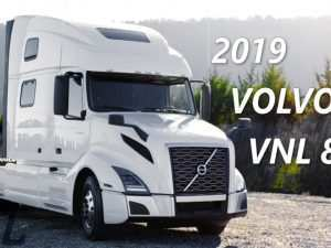 72 All New Volvo 2019 Vnl 860 Release