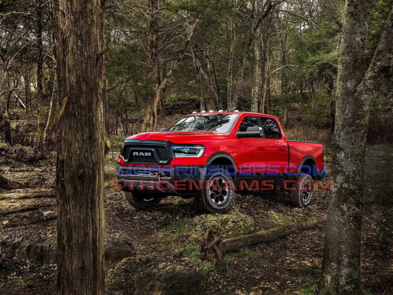 72 Best 2020 Dodge Power Wagon 2500 New Model And Performance