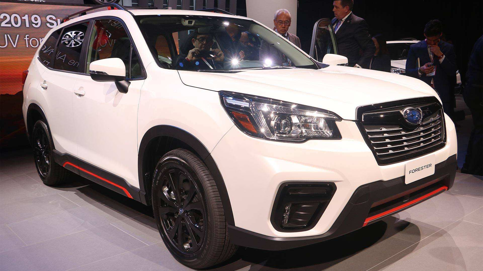 72 Best Subaru Forester 2019 Ground Clearance New Concept