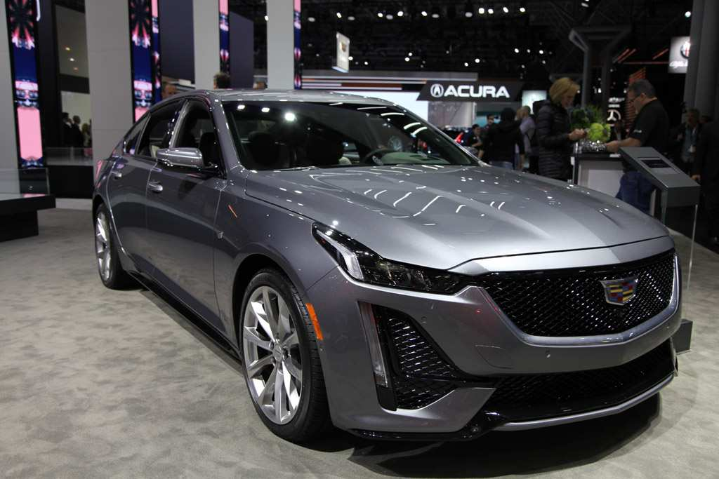 72 Best Youtube 2020 Cadillac Ct5 Exterior
