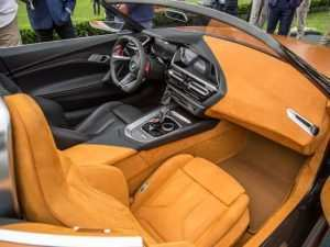 72 New 2019 Bmw Z4 Interior Wallpaper
