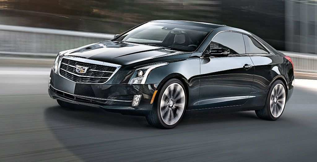 72 New 2019 Cadillac Ats Coupe Performance And New Engine