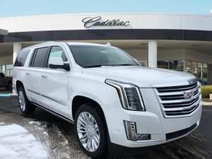 72 New 2019 Cadillac Escalade Platinum Price and Release date