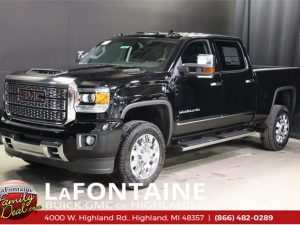 72 New 2019 Gmc 2500 Sierra Denali Redesign and Concept