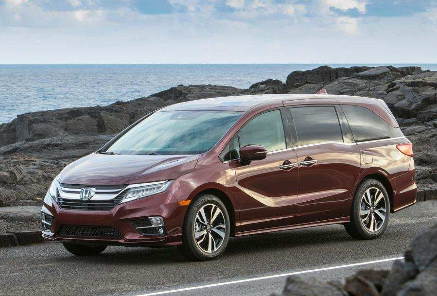 72 New 2019 Honda Odyssey Release Research New