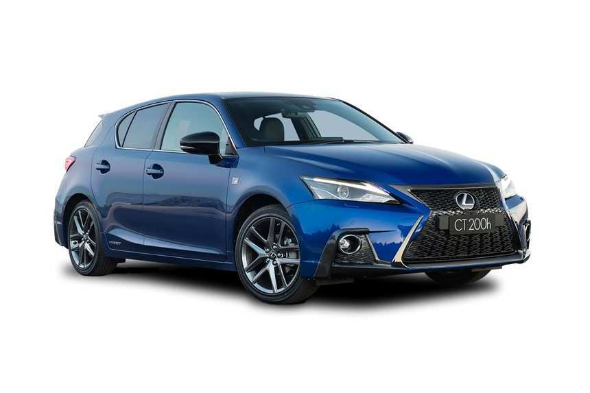 72 New 2019 Lexus Ct Spesification