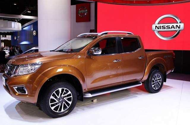 72 New 2019 Nissan Frontier Release Date Redesign And Concept