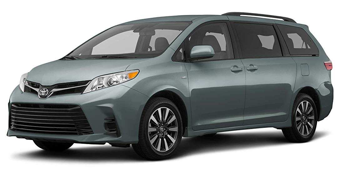 72 New 2019 Toyota Sienna Release Date And Concept