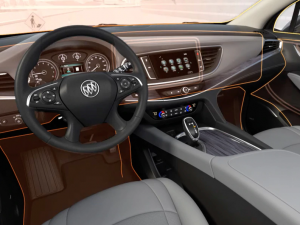 72 New 2020 Buick Enclave Interior New Concept