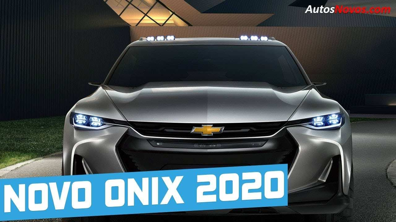 72 New Chevrolet Novo Onix 2020 First Drive