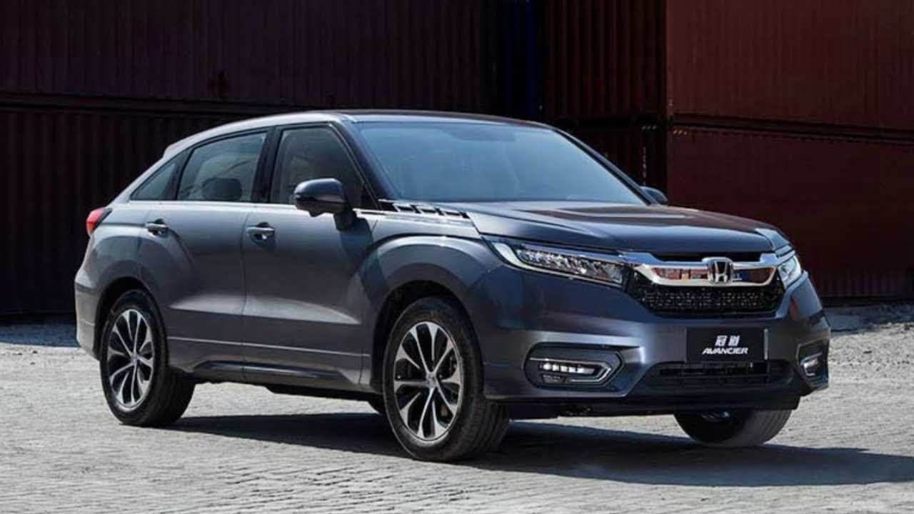 72 New Honda Suv 2020 Rumors