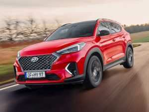 72 New Hyundai Tucson N Line 2020 Picture