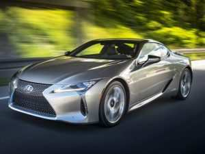 72 New Lc Lexus 2019 Redesign and Review