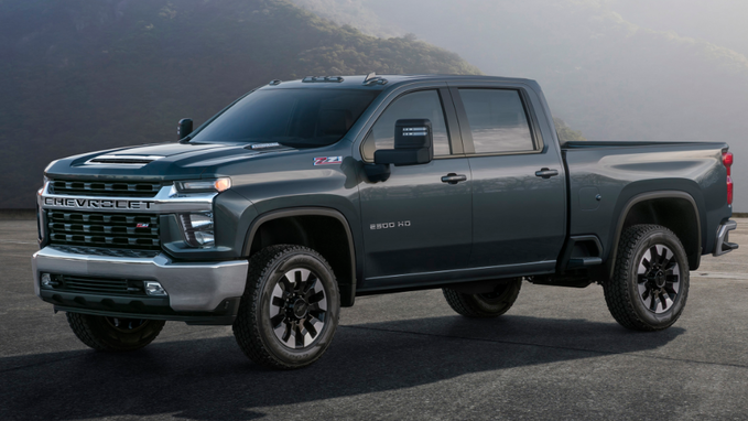 72 New Release Date For 2020 Gmc 2500 Engine