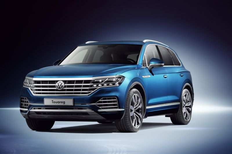 72 New Volkswagen Touareg Hybrid 2020 Redesign And Review