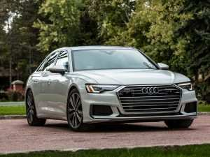 72 The 2019 Audi A6 News Review