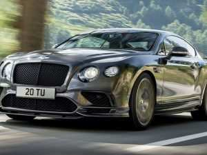 72 The 2019 Bentley Continental Gt Release Date Pricing