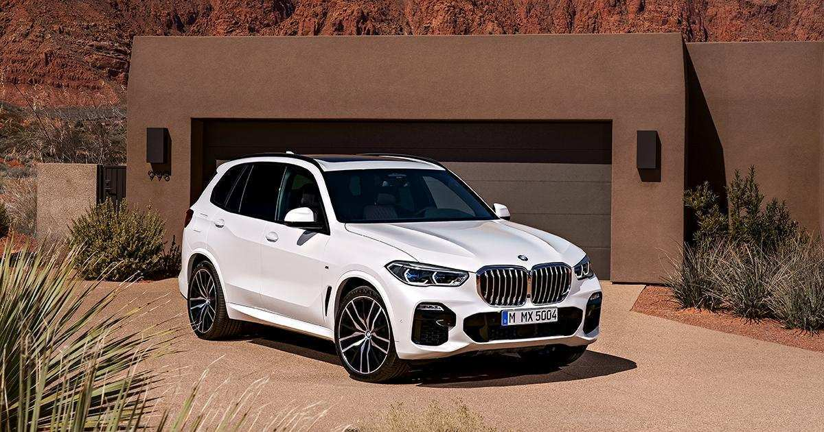 72 The 2019 Bmw X5 Hybrid Review and Release date