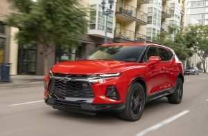 72 The 2019 Chevrolet Blazer Release Date Performance